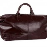 Дорожные сумки из кожи
